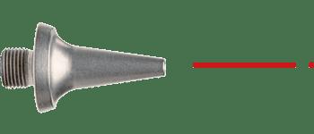 Laser Medizintechnik Minilaser Ohrspitze